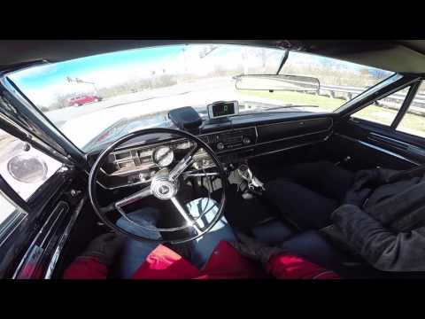 Driving a Dodge Coronet 440