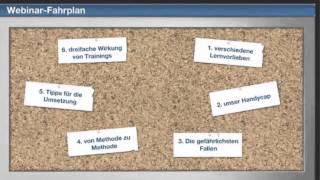 Michael Smetana - Mythos Lerntypen - Durch Teilnehmer zu Folgeaufträgen