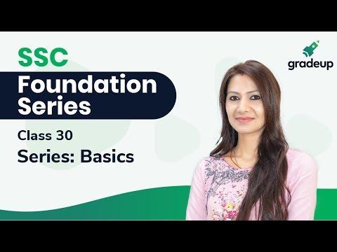 SSC Foundation Series || Series: Basics By Neha Joshi