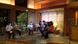 アストル・ピアソラ 作曲 田丸 和弥 編曲 木管五重奏(フルート、オーボ...