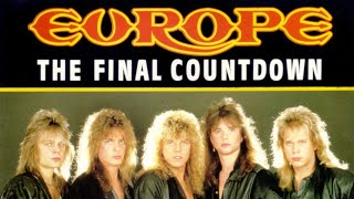 Europe-The Final Countdown (Piano cover) (Korg Kronos 88)