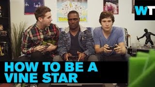 Vine Stars Reveal Their Secrets to Success | What's Trending Live