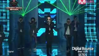 seven_Digital Bounce (Feat. T.O.P)