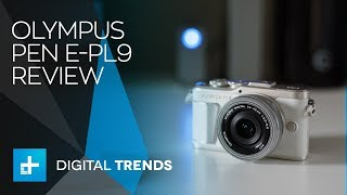 Olympus Pen E-PL9 - Hands On Review