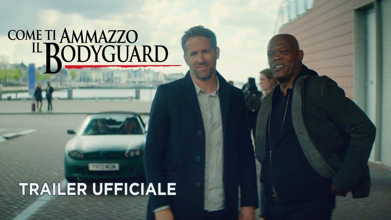 Come ti ammazzo il bodyguard | Trailer italiano | Clip