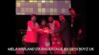 MELA MIDLAND DA BACKSTAGE BY DESI BOYZ UK