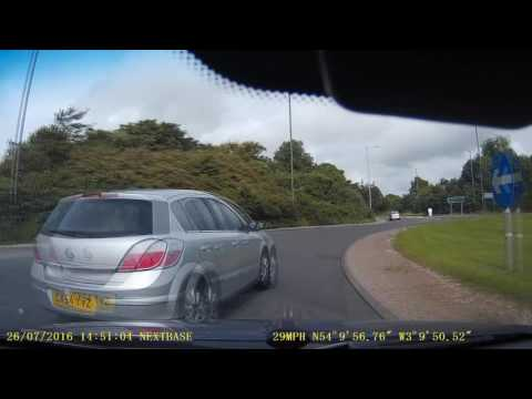 Bad Driving - A590 26/7/16