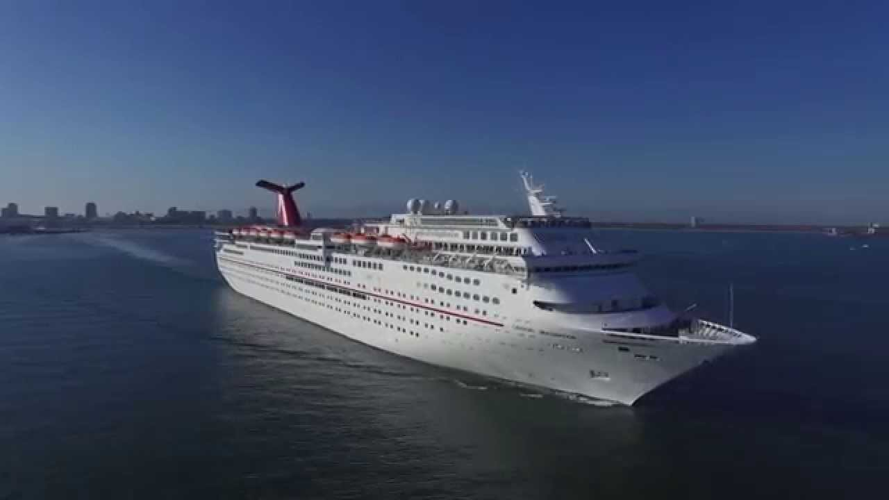 Carnival Cruise Out Of Long Beach Ca