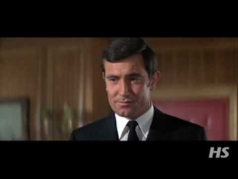James Bond  Part 2: The Lazenby Year & The Return of Connery
