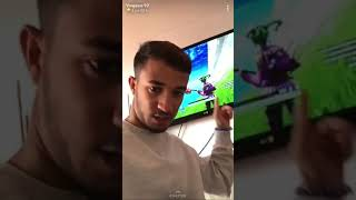 No chico buys 300 euros of skins on fortnite!