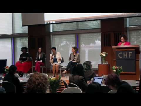 Women in Tech Summit Philadelphia 2017  - Diversity panel
