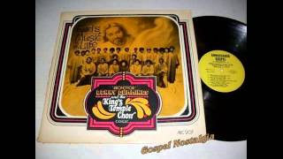 """My Last Time"" (1974) Benny Cummings & Kings Temple Choir"