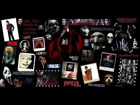 Top 5 Favorite Horror Franchise