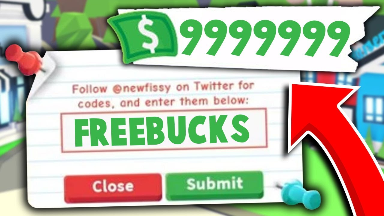 Download TRYING NEW *SECRET* Adopt Me Codes To Get FREE Bucks In Adopt Me! Adopt Me Codes 2021