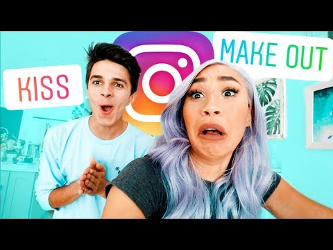 I Let My Instagram Followers Control My Life For A Day With Brent Rivera! | MyLifeAsEva