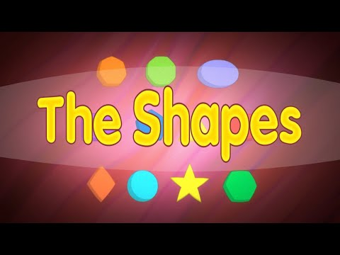 The Shapes - Toyor Baby English