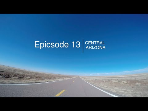 epicsode 13 - central Arizona