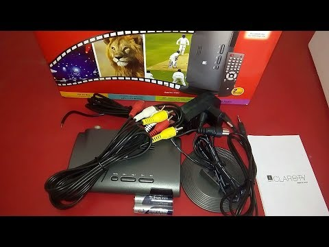 iBall CTV27 Claro TV Tuner / AV / FM Radio Unboxing