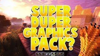 Super Duper Graphic