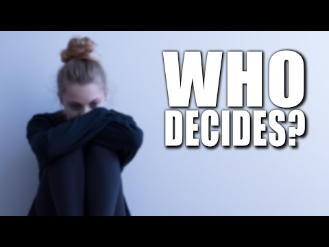 Should Depressed People Be Allowed To Kill Themselves?
