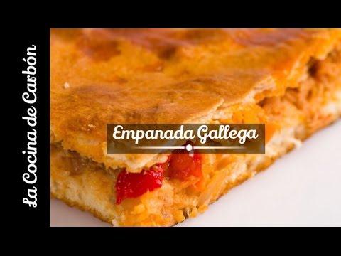 Empanada gallega de at n la cocina de carb n youtube - Cocina de carbon ...