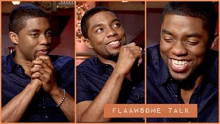 'Black Panther' Star Chadwick Boseman: I Would Rather NOT Be FAMOUS