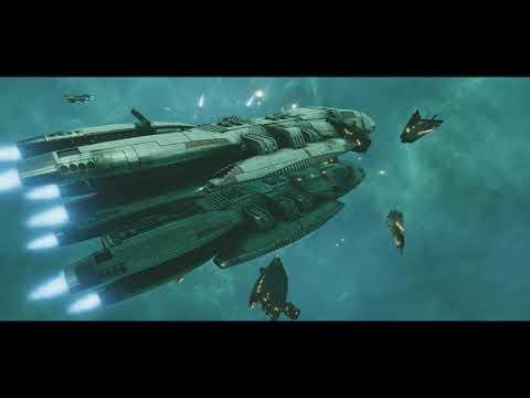 Battlestar Galactica Deadlock Sin and Sacrifice Final Mission v2 offensive stance. |