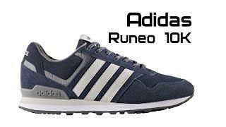 Обзор кроссовок Adidas Runeo 10K