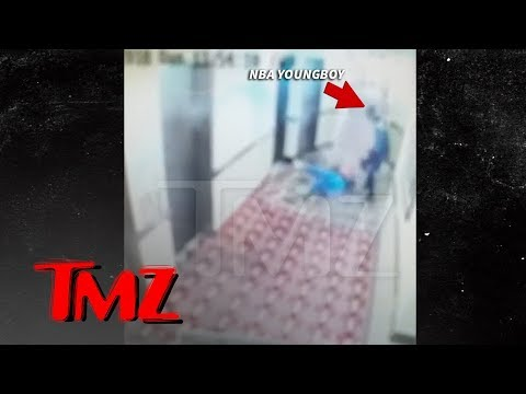 NBA YoungBoy Allegedly Seen Body Slamming Girlfriend Hours Before Arrest | TMZ from YouTube · Duration:  1 minutes 31 seconds