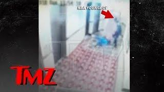 NBA YoungBoy Allegedly Seen Body Slamming Girlfriend Hours Before Arrest | TMZ