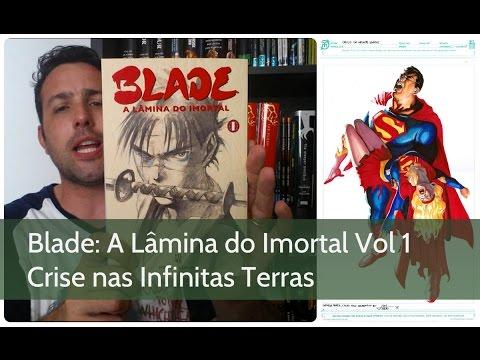 Trailer do filme Blade - A Lâmina do Imortal