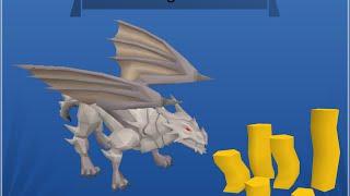 OSRS Metal Dragons Guide Range/Mage