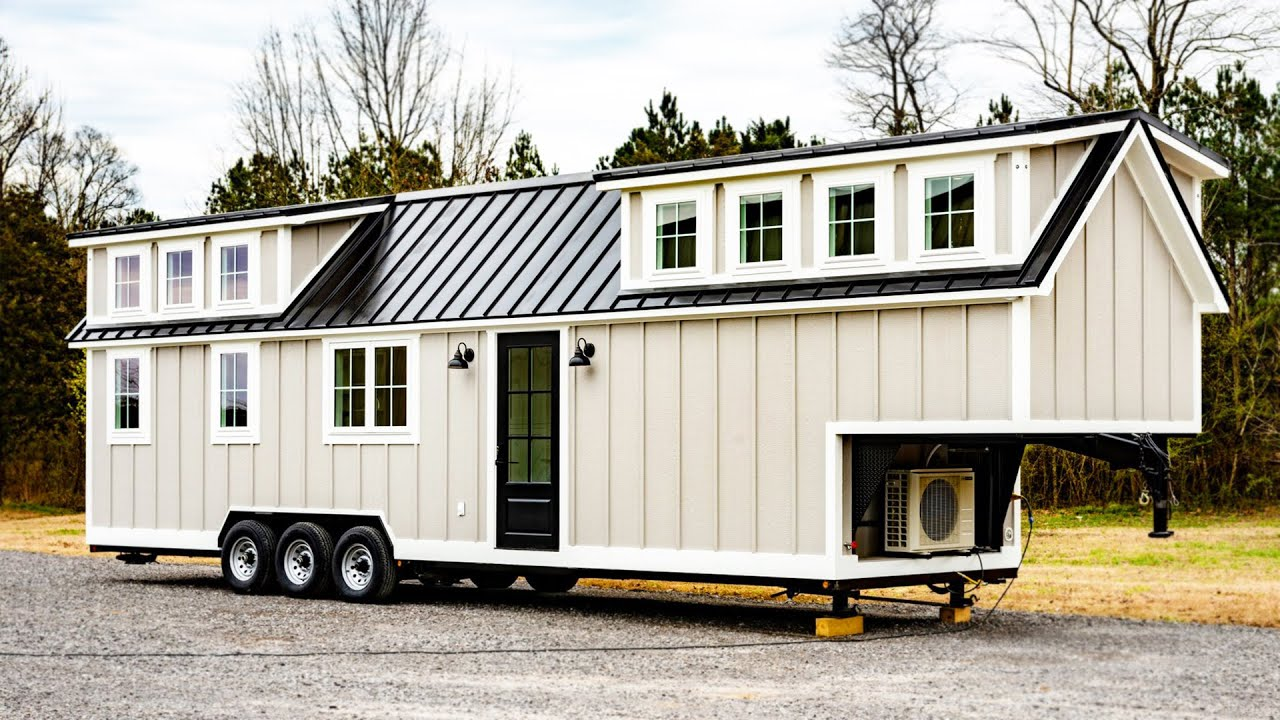 Amazing Stunning 2019 Denali Custom Tiny Home For Sale By