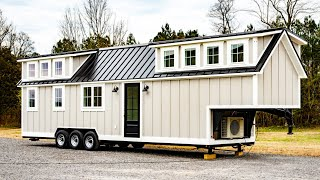 Amazing Stunning 2019 Denali Custom Tiny Home For Sale By Timbercraft Tiny Homes