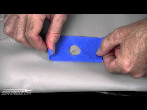 How To Repair an Inflatable Boat or Inflatable Kayak