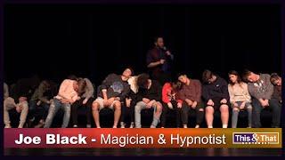 Joe Black_Magician & Hypnotist