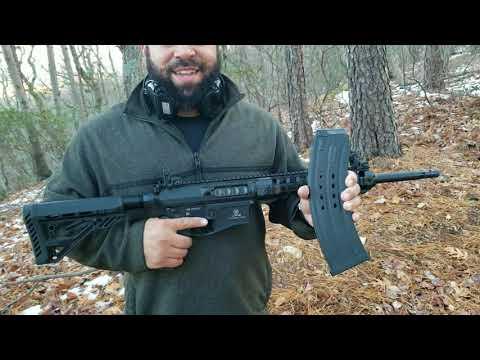 UTAS XTR 12 review! This semi-automatic shotgun is a beast!