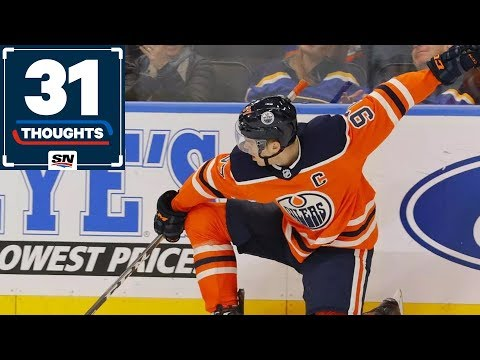 Can Connor McDavid and Auston Matthews Keep This Up? | 31 Thoughts