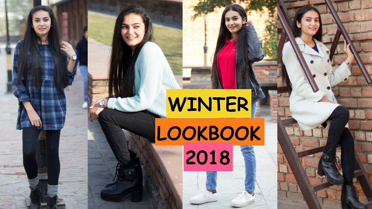 Winter Lookbook 2018 | Shruti Diwan