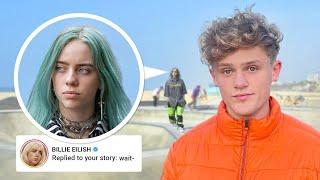 I Hid Celebrities In My Instagram Stories & No One Noticed...