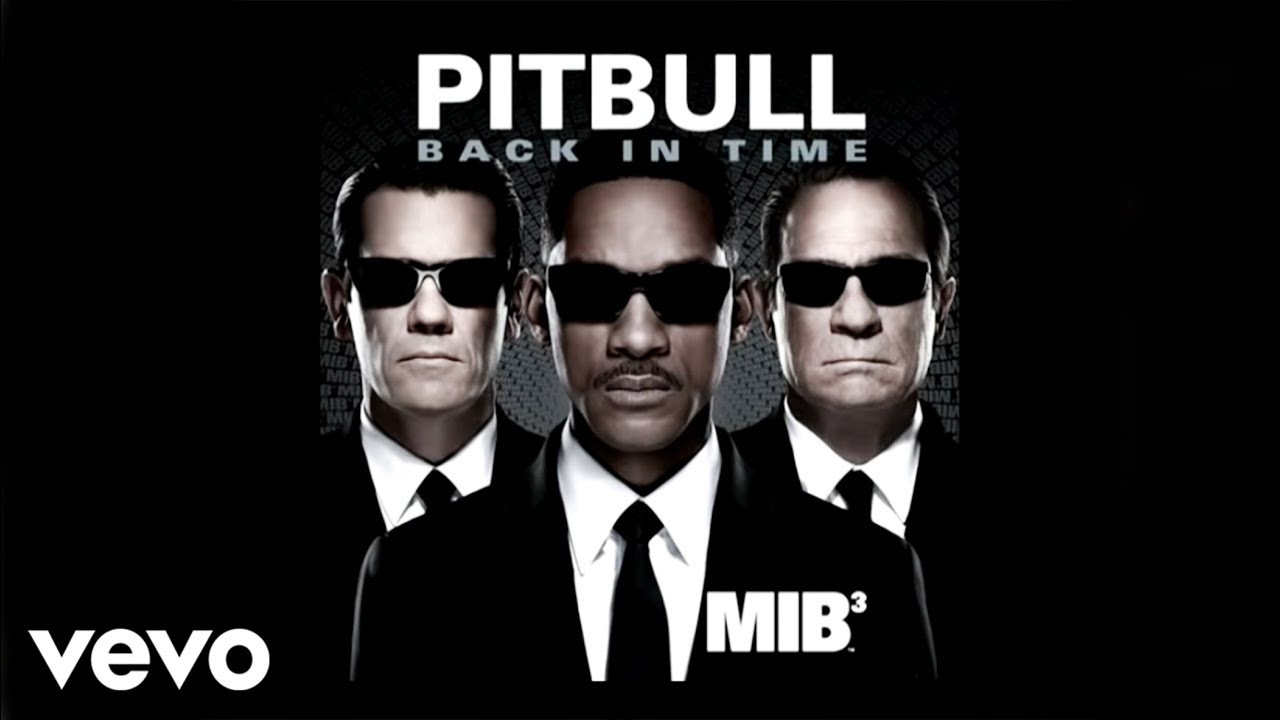Pitbull Back In Time From Men In Black Iii Official Audio Youtube