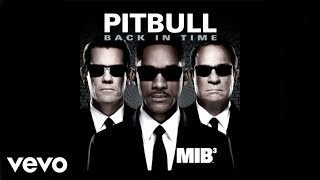 pitbull back in time featured in men in black iii audio
