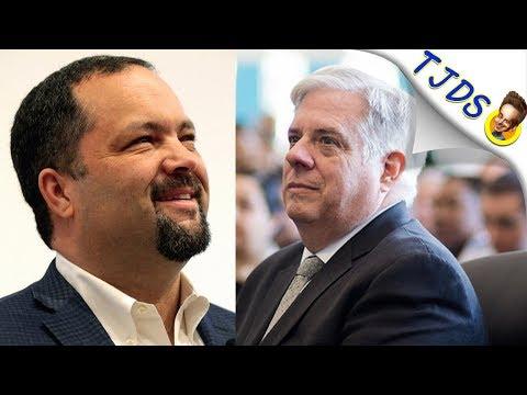 1/3 Of Maryland Democrats Back Republican Governor Over Dem. Ben Jealous