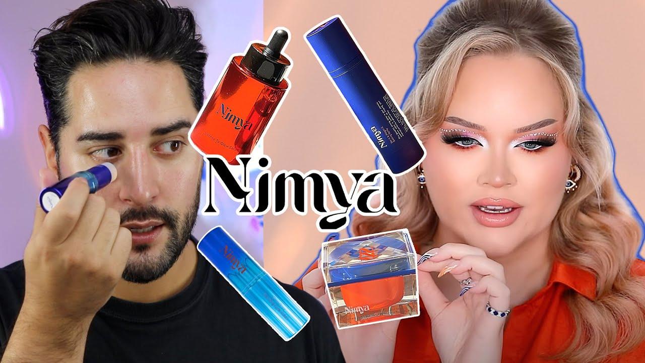 NIMYA Skincare By Nikkie Tutorials. Worth The Purchase? 🤔