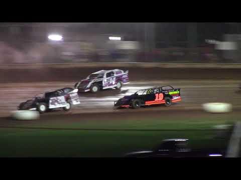 Amanda Stiffler -Sharon Speedway 8/8/18