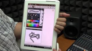 видео Samsung Galaxy Note Pro 12.2: обзор мега-планшета!