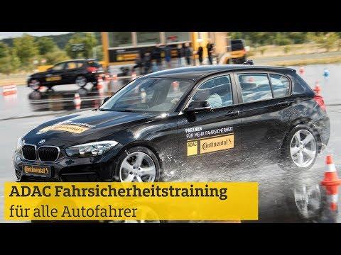 ADAC Fahrsicherheitstraining für