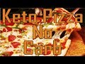 Keto Pizza without carbs | MakerMan