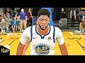 Let's put Anthony Davis on the Warriors... because why not