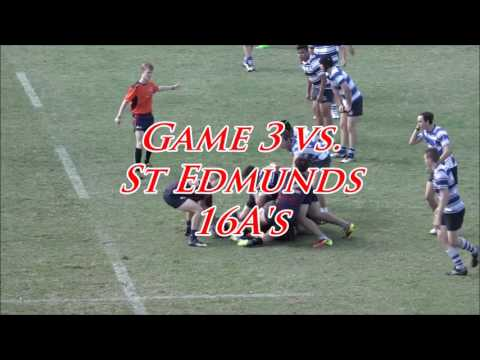 Marist College Emerald - Ballymore Cup 2017